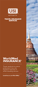 WorldMed Insurance for Travelers | Travel Insurance Services